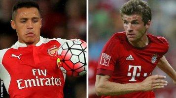 Arsenal-akan-bertemu-dengan-Bayern-munchen
