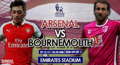 PREDIKSI-ARSENAL-VS-BOURNEMOUTH