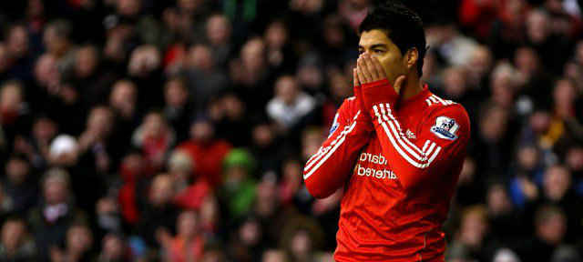 Rodgers Suarez Rindukan Fans Liverpool