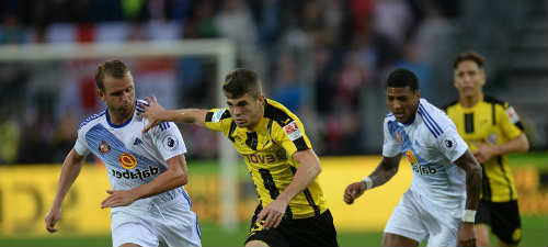 klopp-pulisic