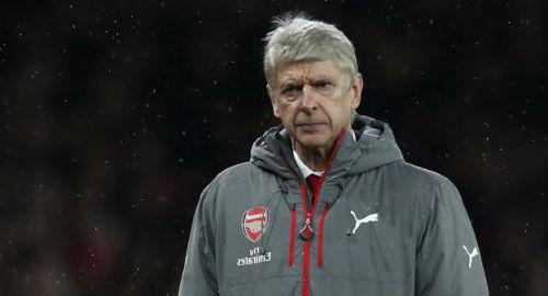 Wenger minta tim untuk segera bangkit usai telan kekalahan